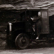 1935 - Hackforth Quarry, Chas. and Elsie